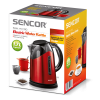 Sencor Electric Kettle with 1 Year Replacement Warranty |SWK-1741RD |