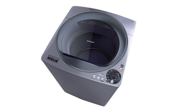 Sharp Top Loading Automatic Washing Machine - ES - MM125Z-S 10 KG