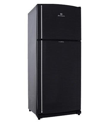 Dawlance 91996 Hzone Plus Premium Black Refrigerator   18.5 Cubic Feet