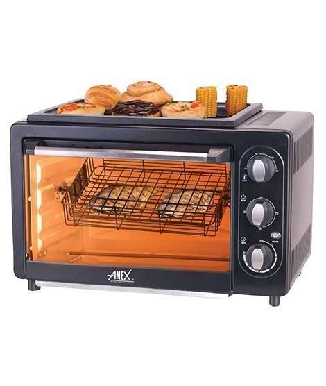 Anex 43 Liter Convection Baking Oven (AG-3069TT)
