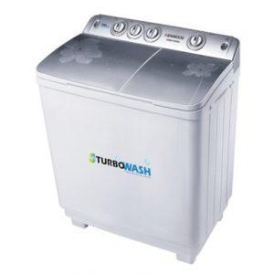 Kenwood KWM-1012SA Twin Tub Washing Machine | 10 KG