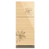kenwood krf 480gd persona glass door refrigerator golden color