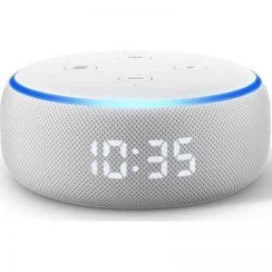 amazon echo dot 3rd gen with clock in pakistan