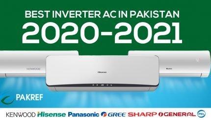 Best Inverter AC in Pakistan 2020-2021