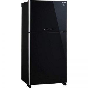 sharp sjgmf650 bk3 no frost refrigerator