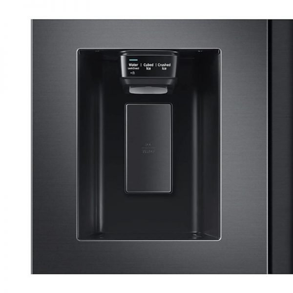 samsung side by side ice crusher and maker