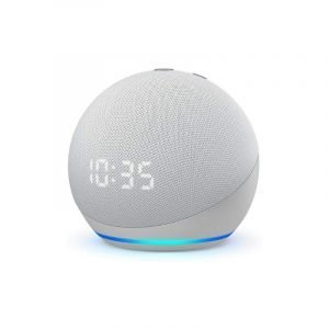amazon echo dot 4th gen with clock price in pakistan